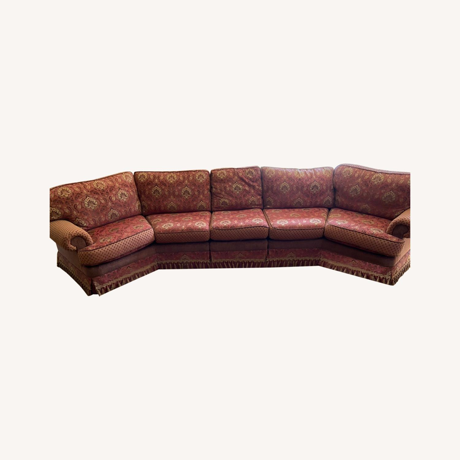 Sherrill Furniture 3 Piece Couch - image-4