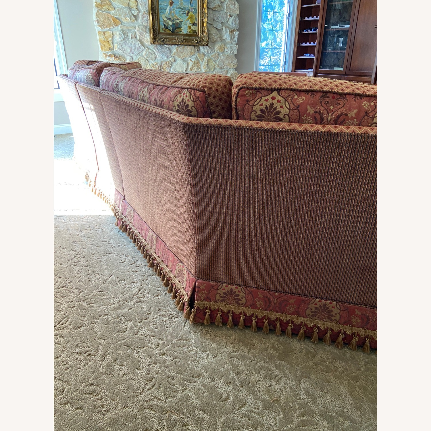 Sherrill Furniture 3 Piece Couch - image-3