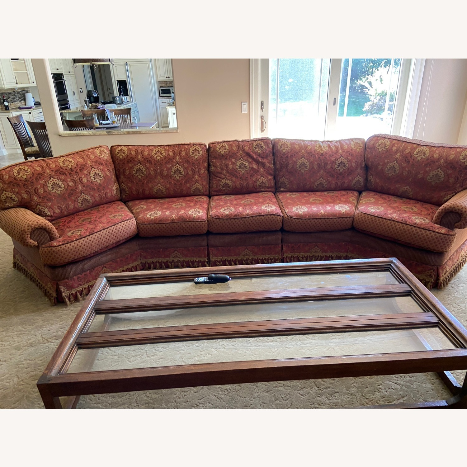 Sherrill Furniture 3 Piece Couch - image-2