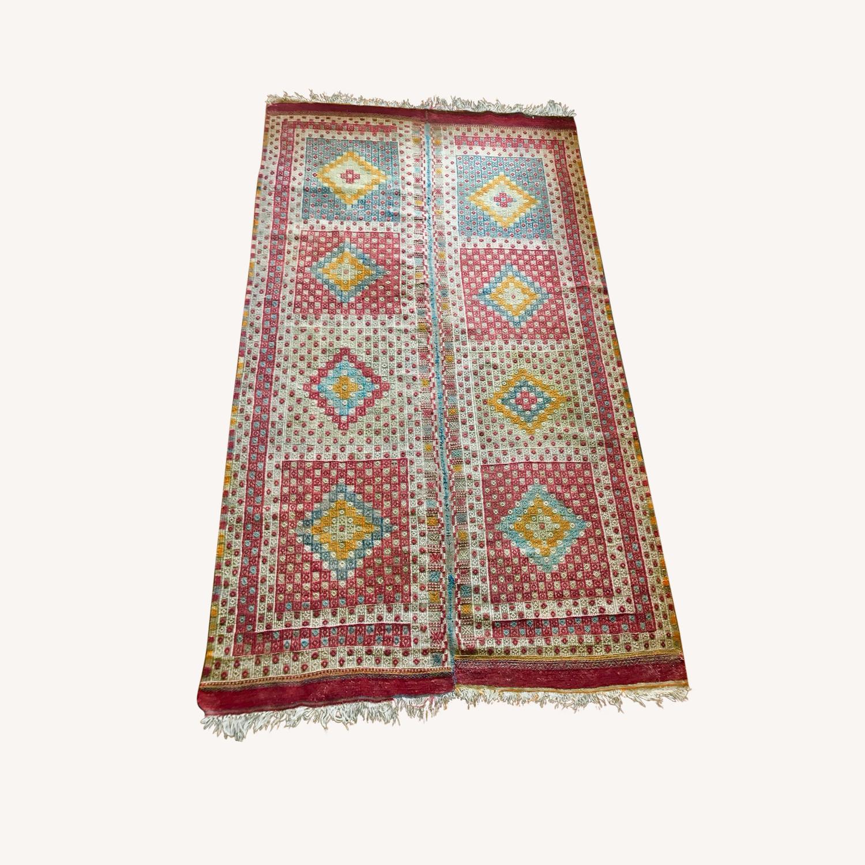 ABC Carpet and Home Antique Rug - image-0