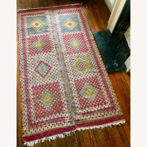 Used ABC Carpet and Home Antique Rug for sale on AptDeco