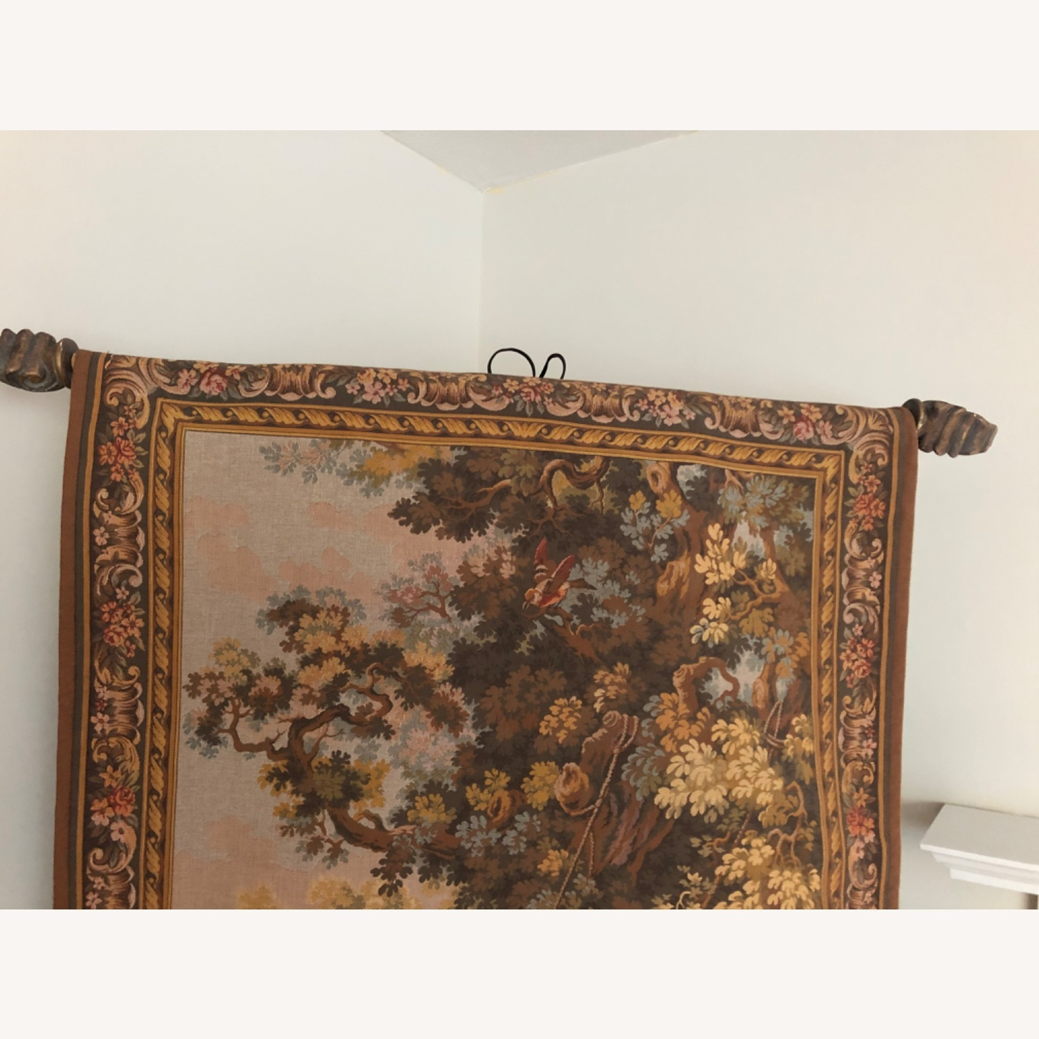 High Point Genre Gobelins French Tapestry - image-3