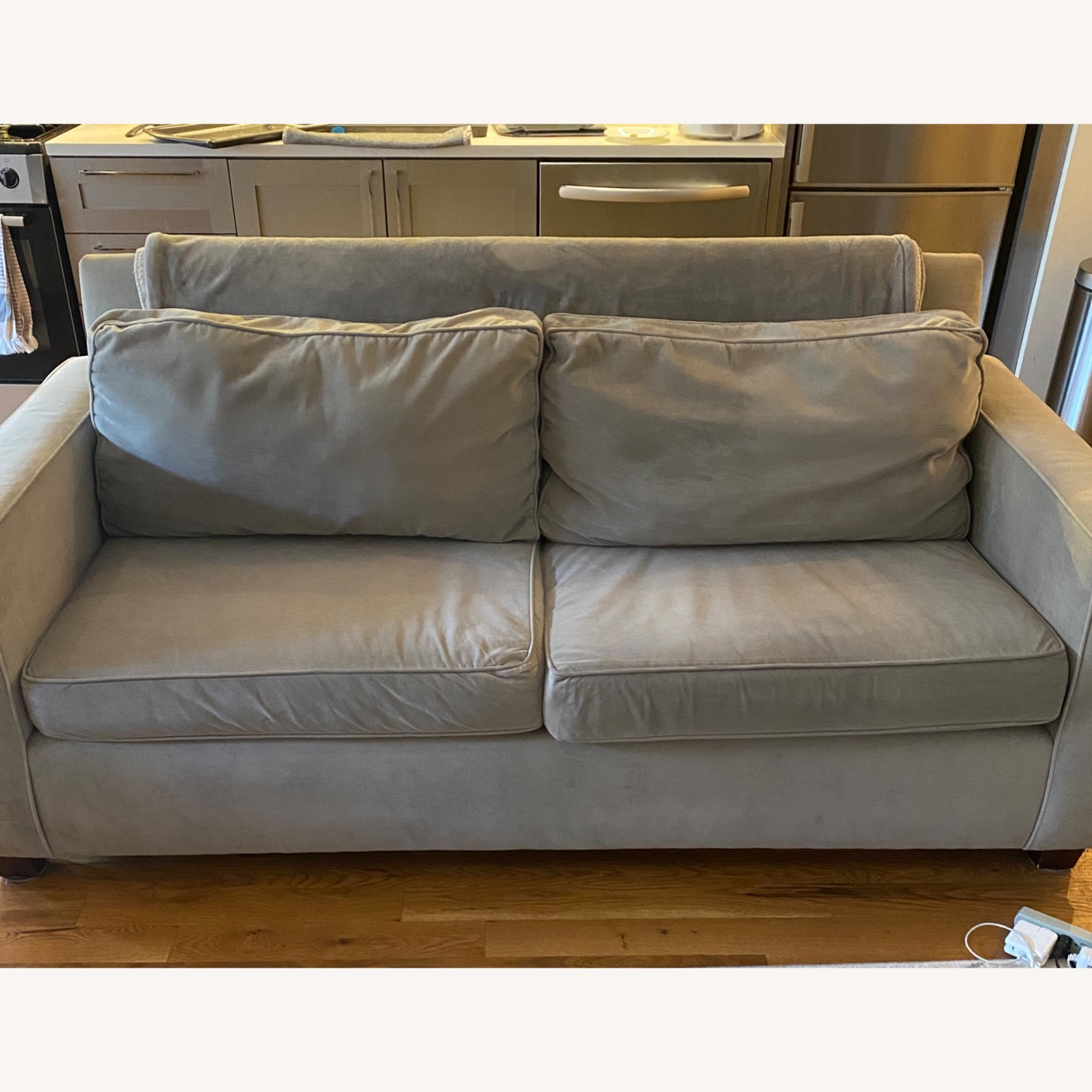 West Elm Henry Couch - image-3