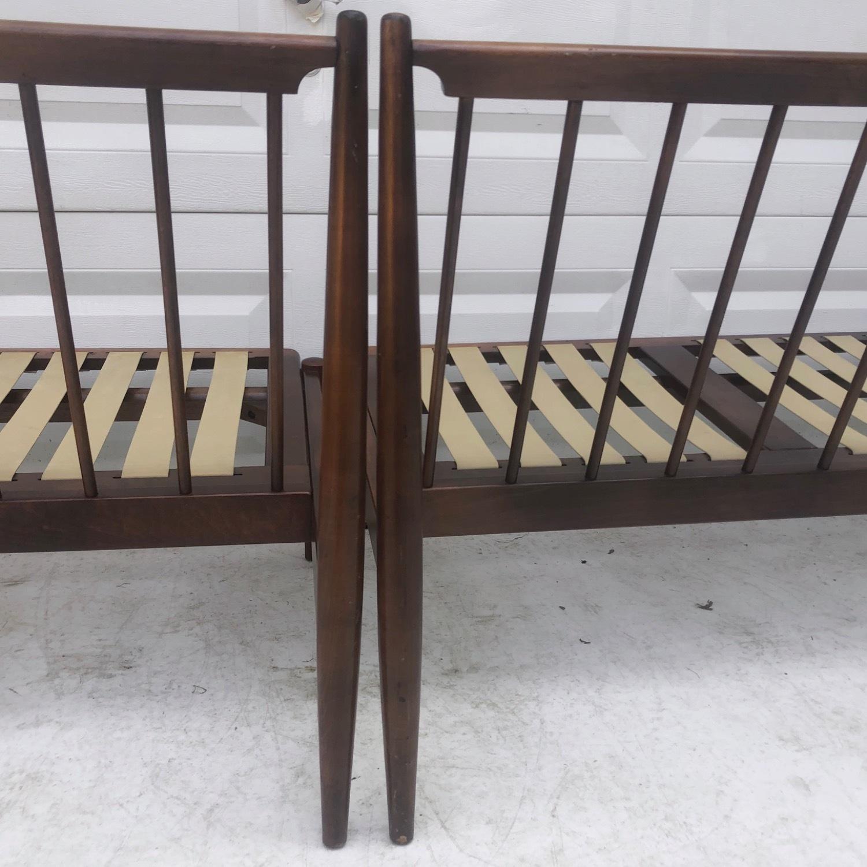 Mid-Century Modern Two Piece Sofa or Corner Sofa - image-19