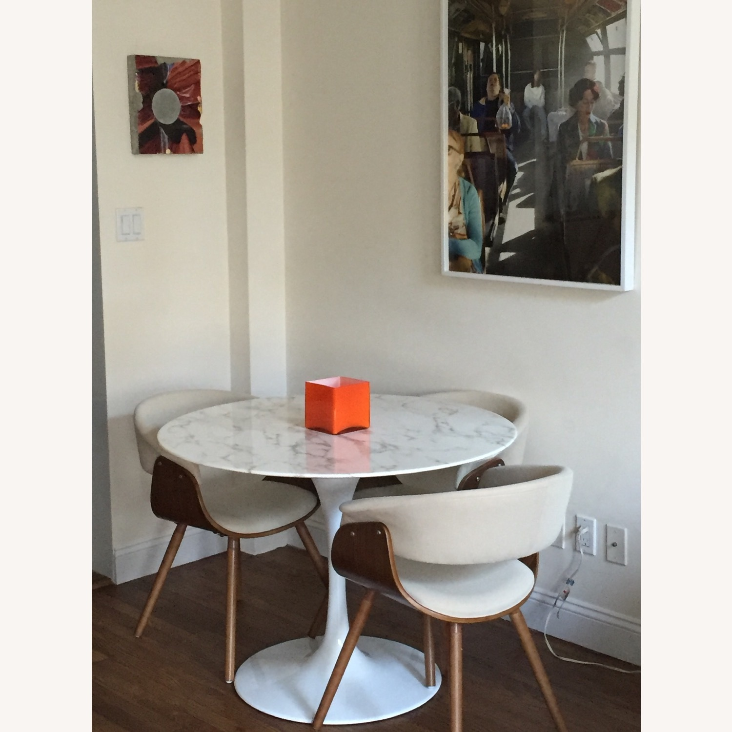 Mid Century Modern Dining Chairs - image-1