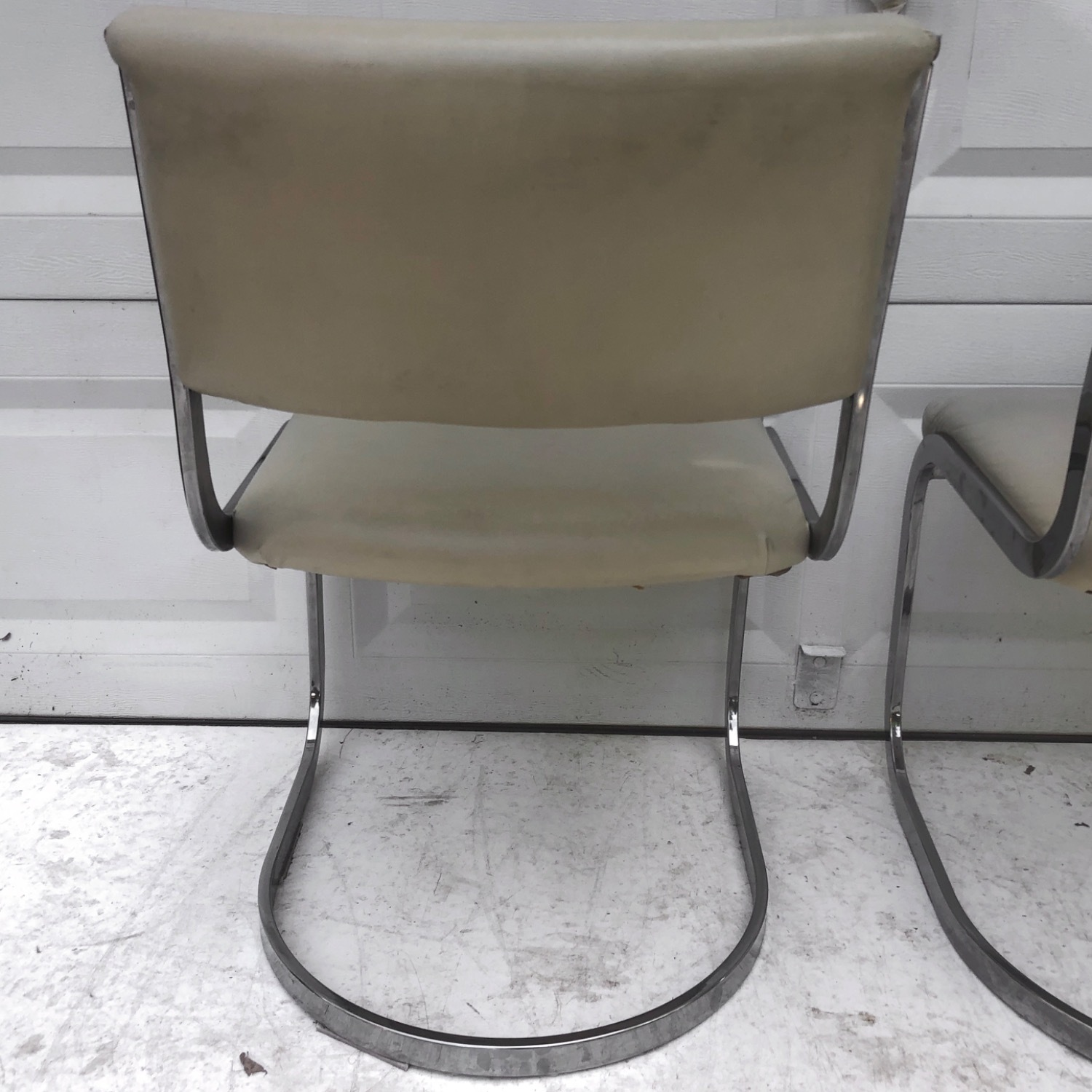 Vintage Modern Dining Chairs Set of 8 - image-16