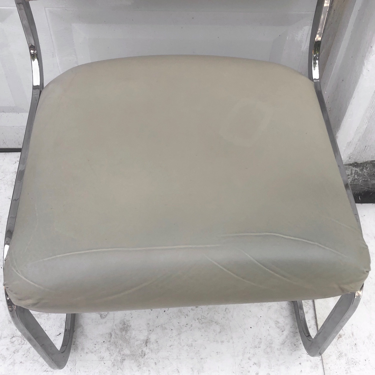 Vintage Modern Dining Chairs Set of 8 - image-8