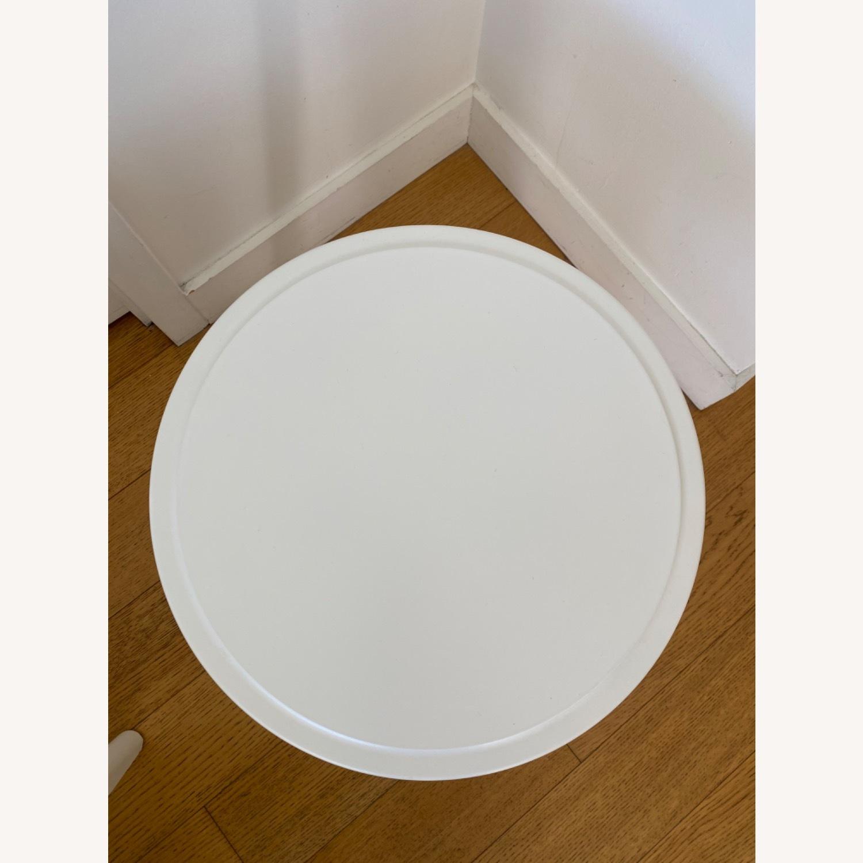 IKEA Kragsta White Coffee Tables - image-7