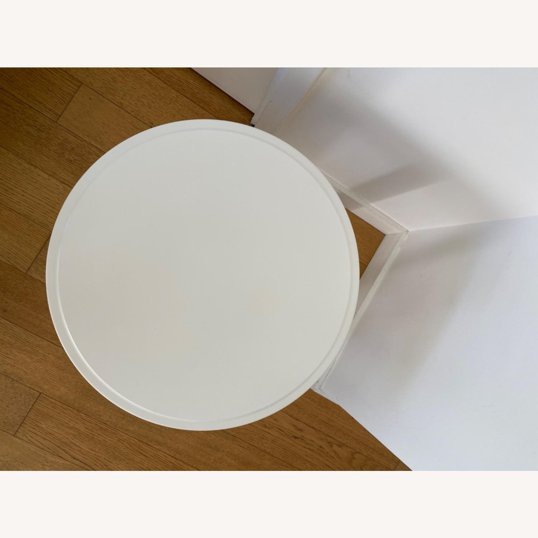 IKEA Kragsta White Coffee Tables - image-3