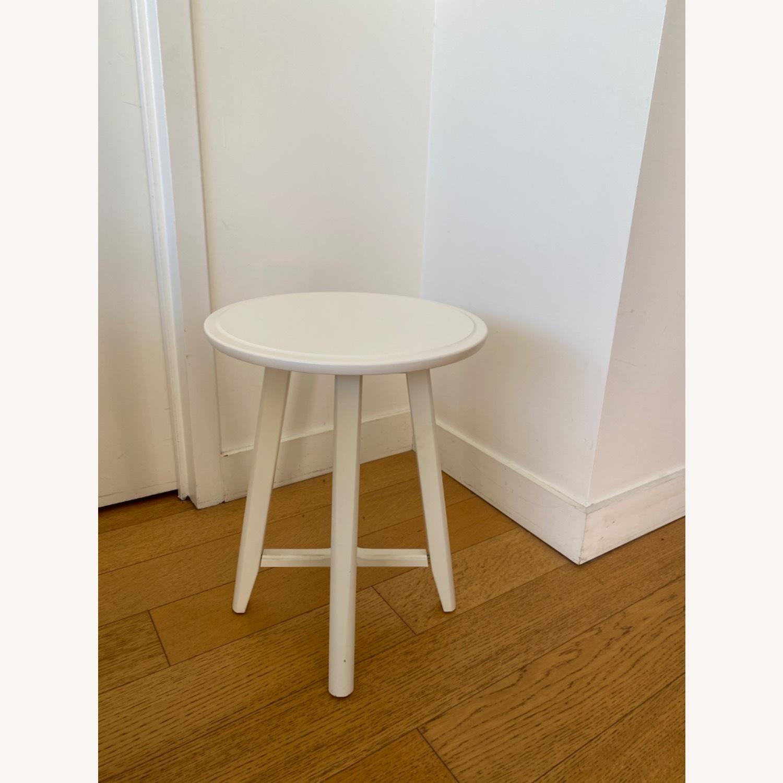 IKEA Kragsta White Coffee Tables - image-6