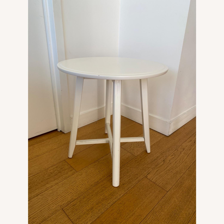 IKEA Kragsta White Coffee Tables - image-5