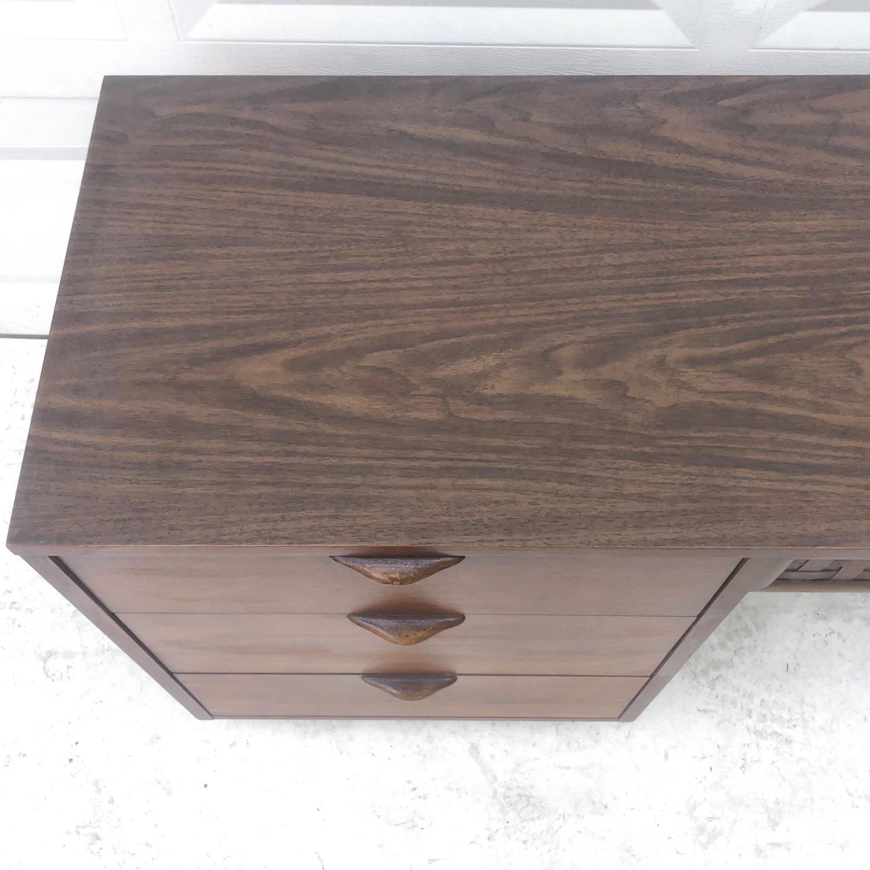 Mid Century Modern Desk by Lane - image-12