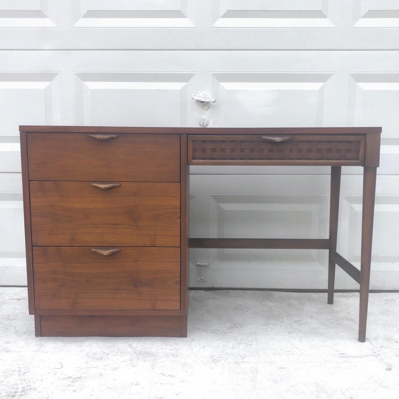 Mid Century Modern Desk by Lane - image-1