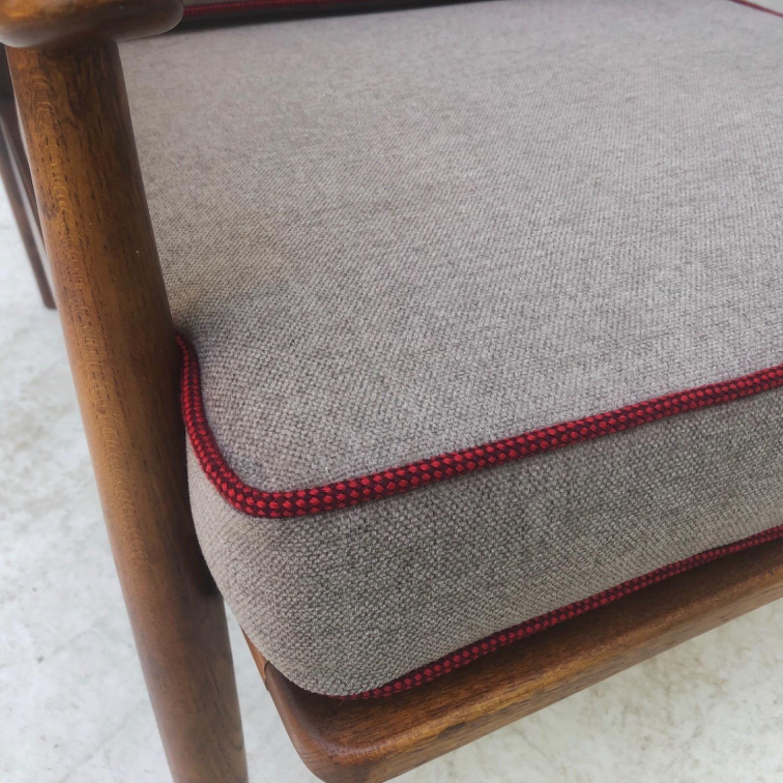Mid Century Modern Lounge Chair - image-14