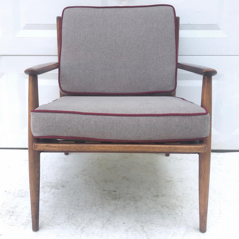 Mid Century Modern Lounge Chair - image-1