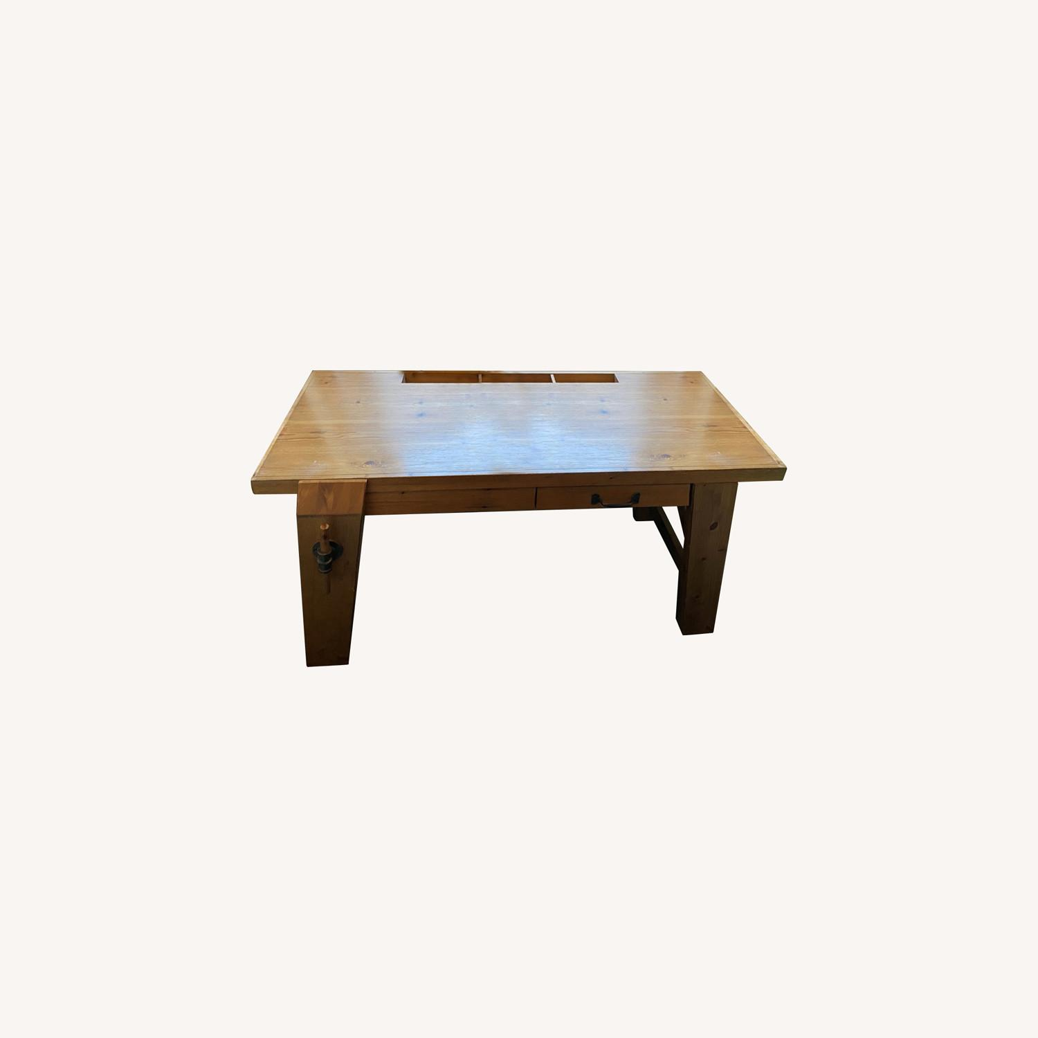 Pottery Barn Hendrix Smart Desk - image-0