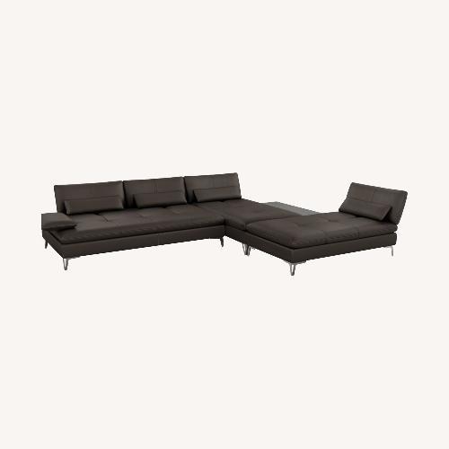 Used Roche Bobois Sleek Modern Couch for sale on AptDeco