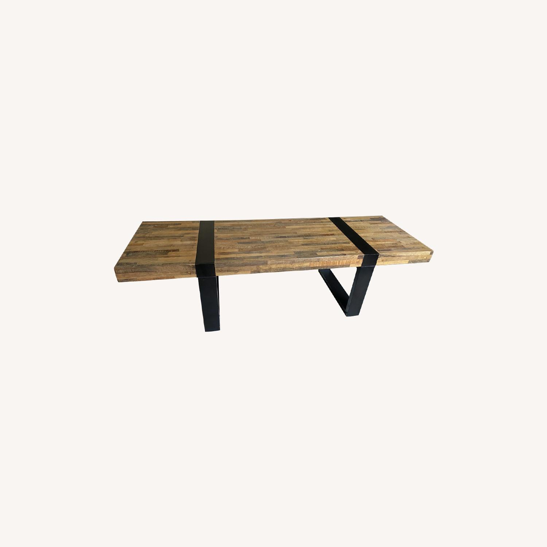 Pottery Barn Coffee Table - image-0