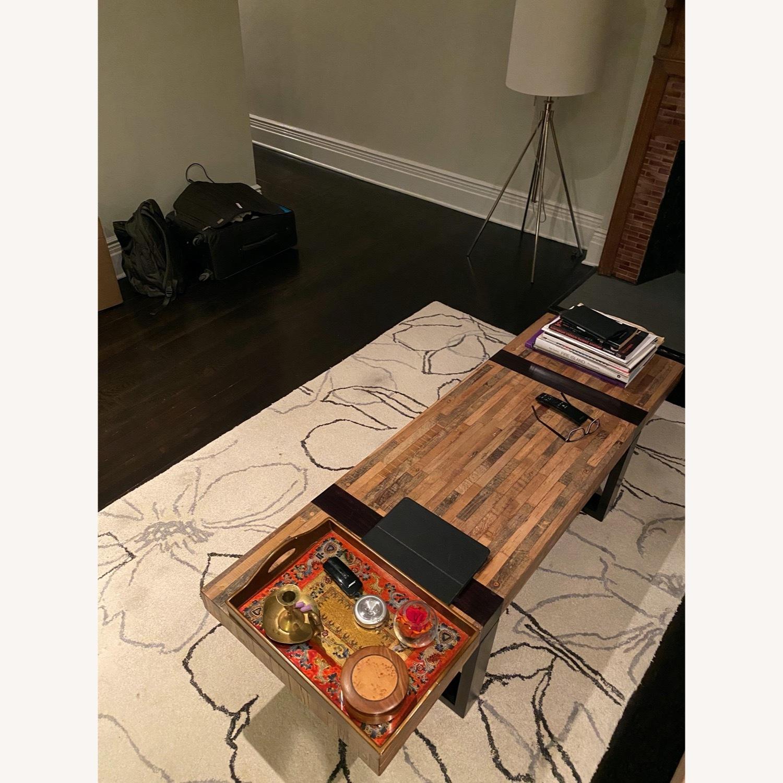 Pottery Barn Coffee Table - image-3