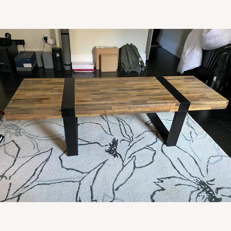 Pottery Barn Coffee Table - image-1