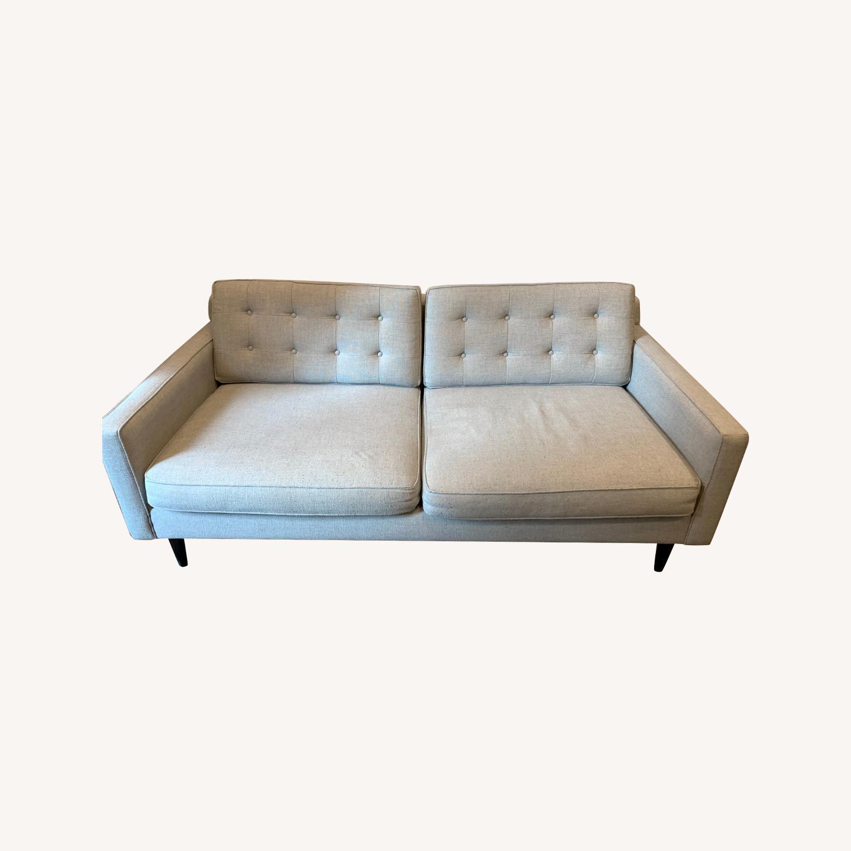 Natural 3 Seater Sofa - image-0