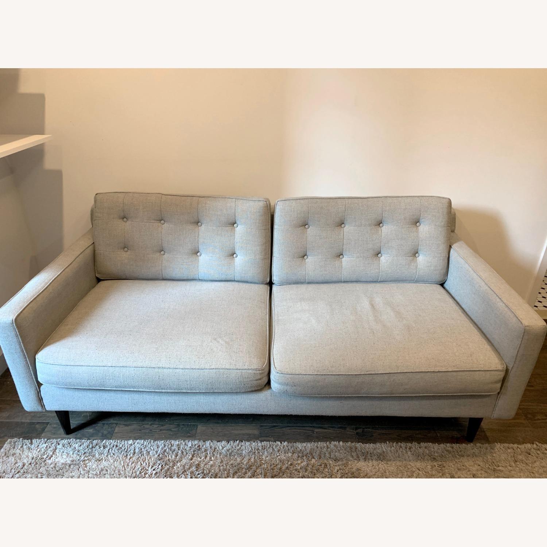 Natural 3 Seater Sofa - image-1