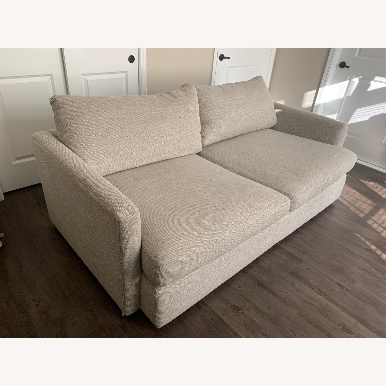 Crate & Barrel Lounge II Sofa - image-5