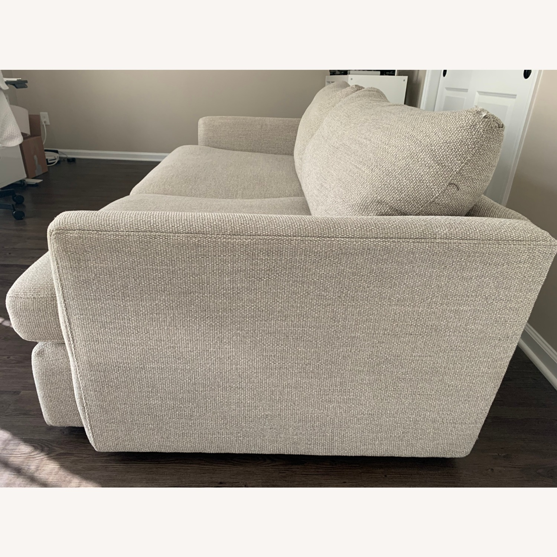 Crate & Barrel Lounge II Sofa - image-13