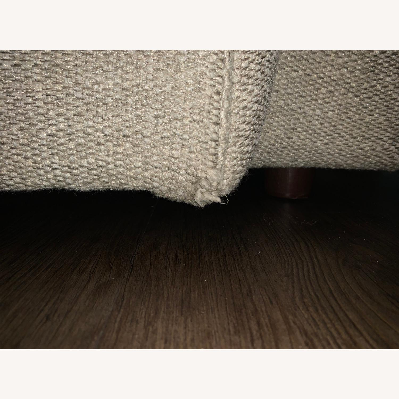 Crate & Barrel Lounge II Sofa - image-8