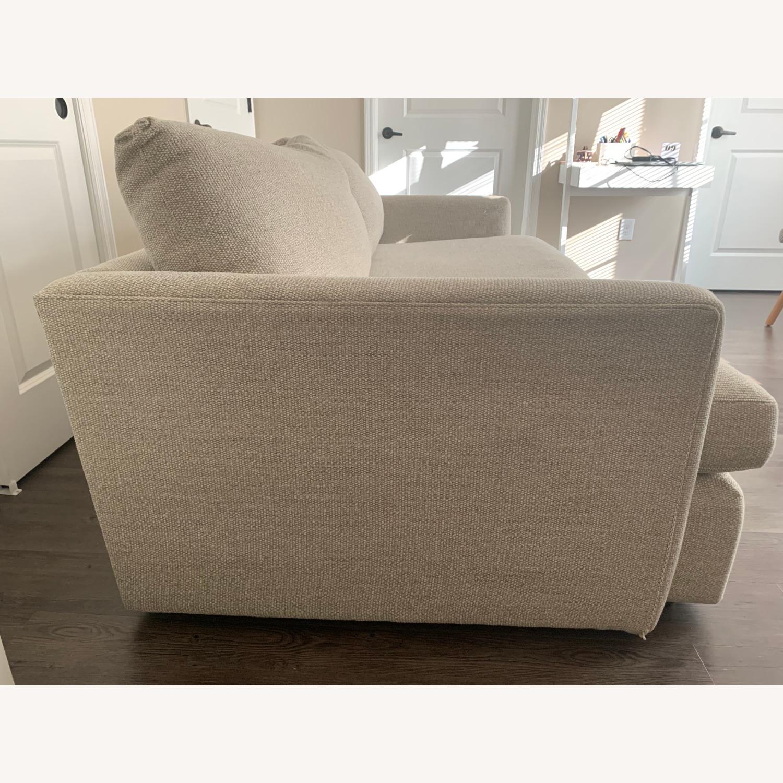 Crate & Barrel Lounge II Sofa - image-12