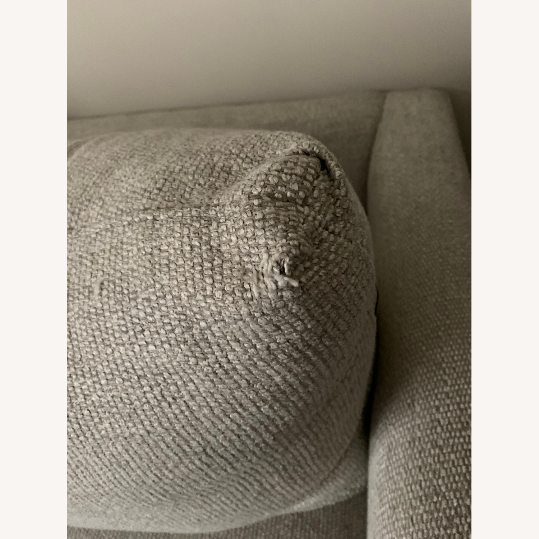 Crate & Barrel Lounge II Sofa - image-9