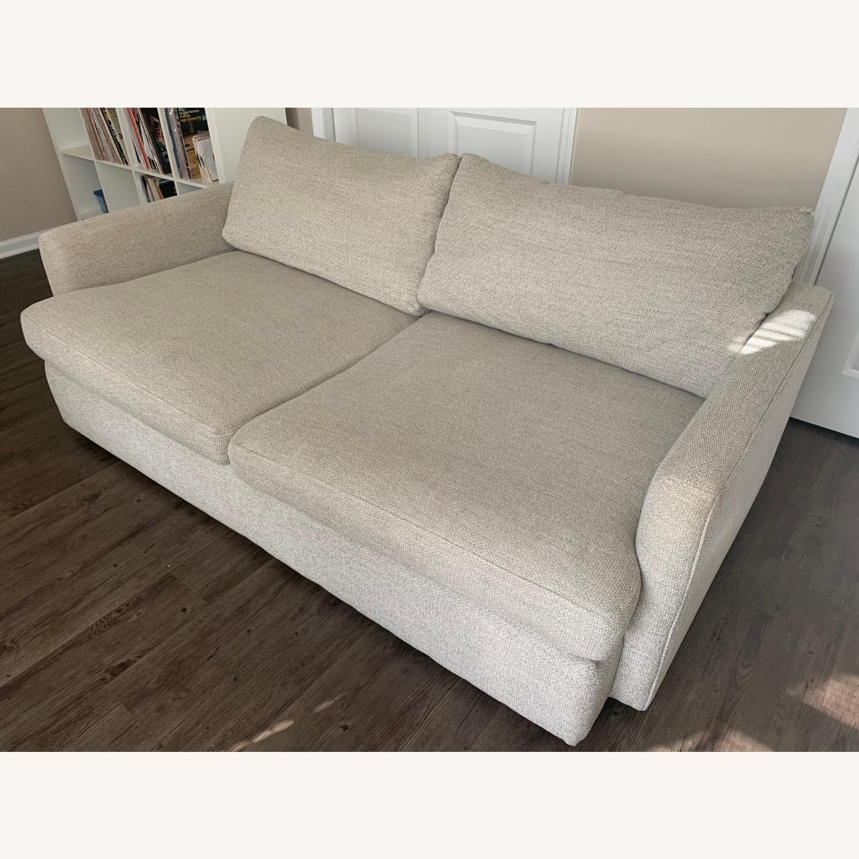 Crate & Barrel Lounge II Sofa - image-14
