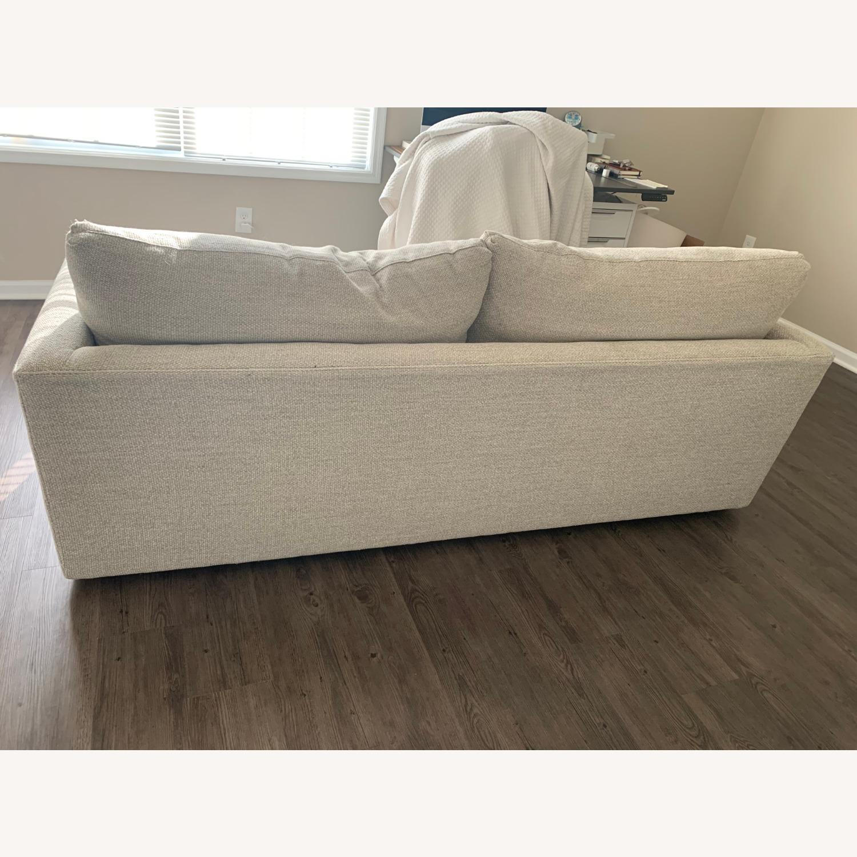 Crate & Barrel Lounge II Sofa - image-7