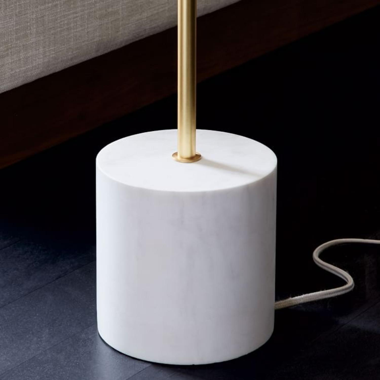 West Elm Sphere + Stem Floor Lamp - image-2