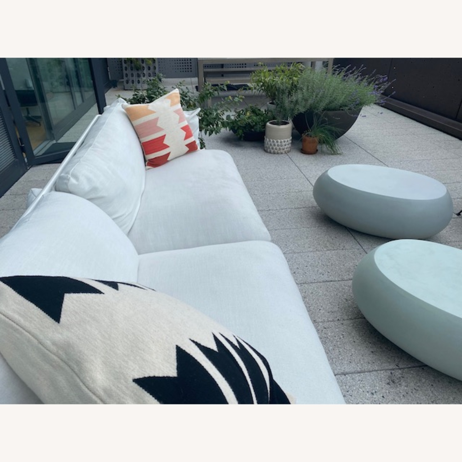 CB2 Fred Segal Outdoor Set - image-3