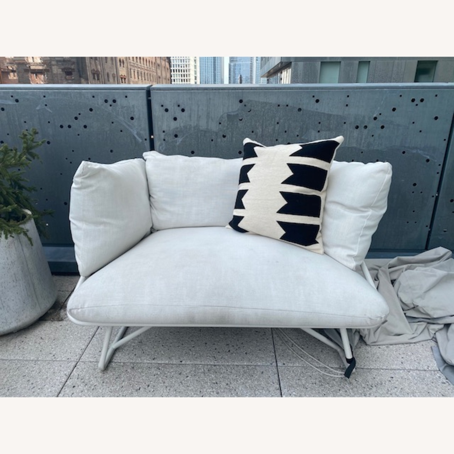 CB2 Fred Segal Outdoor Set - image-4