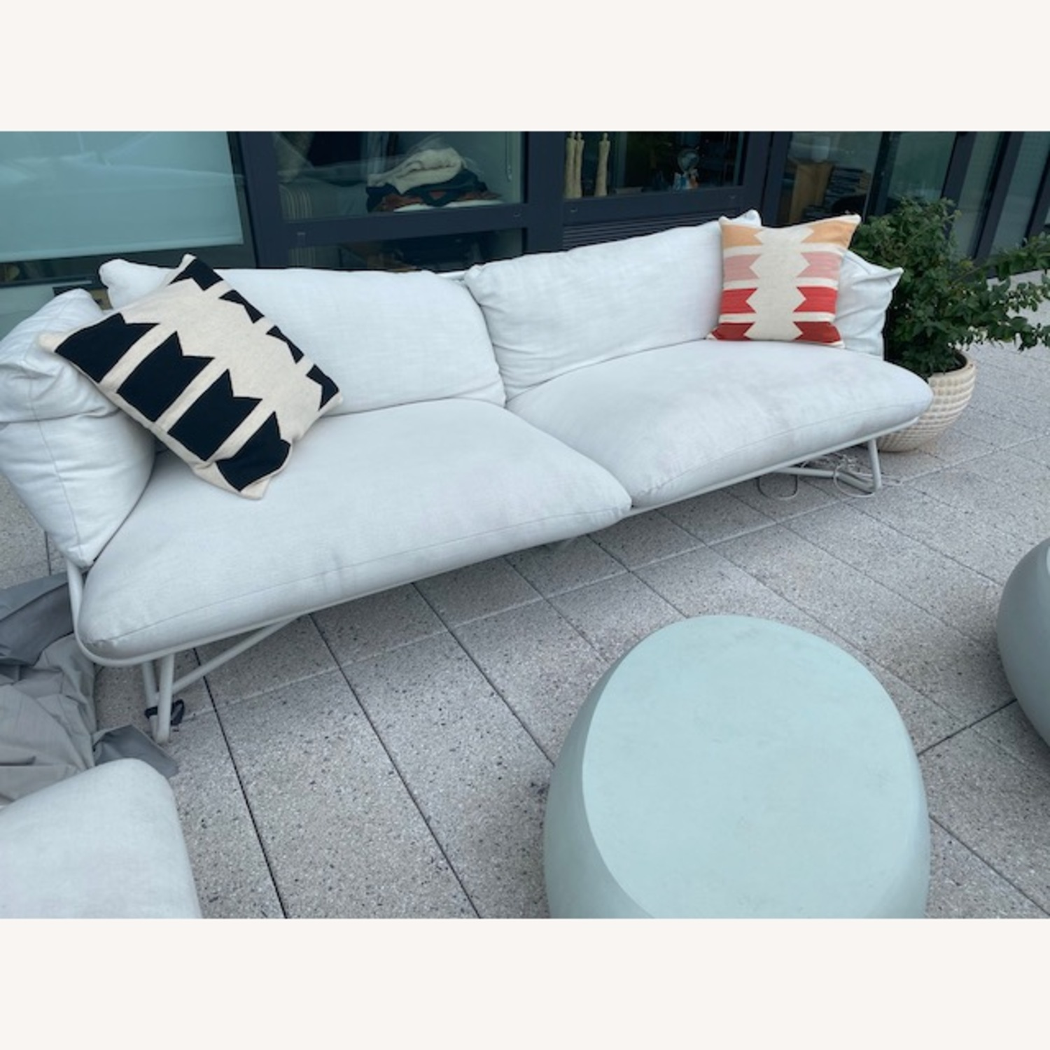 CB2 Fred Segal Outdoor Set - image-1