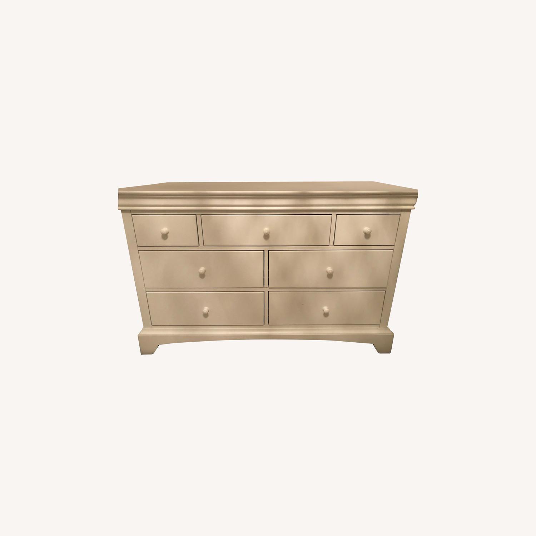 Wayfair Cream Dresser - image-0