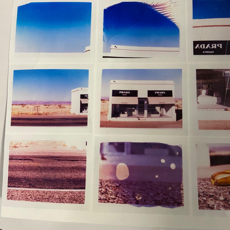 Gray Malin Prada Marfa Nine Polaroids - image-3