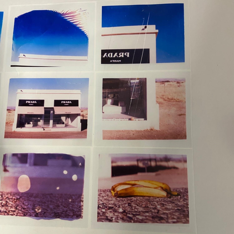 Gray Malin Prada Marfa Nine Polaroids - image-4