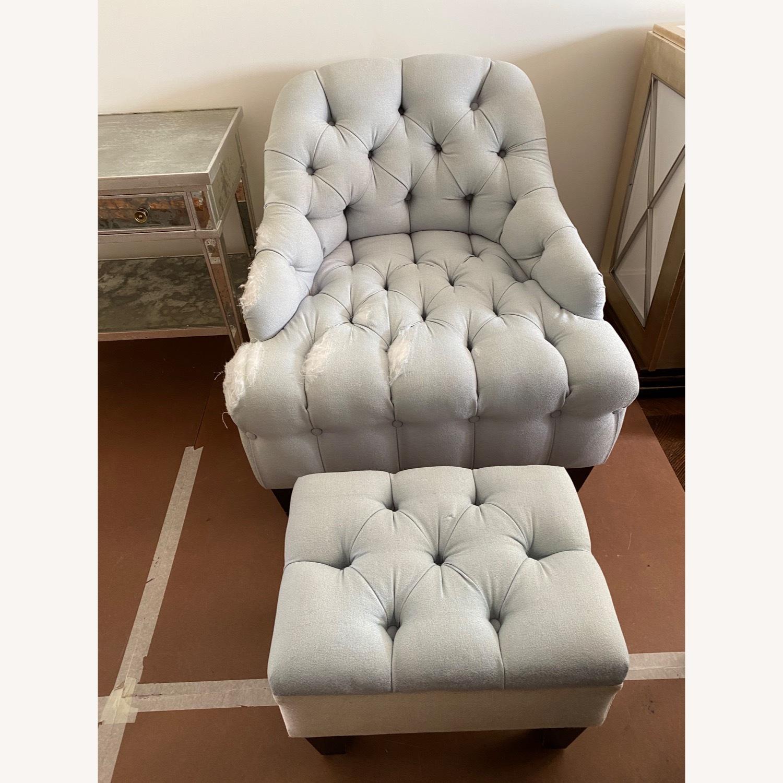 Lounge Chair and Ottoman - image-1
