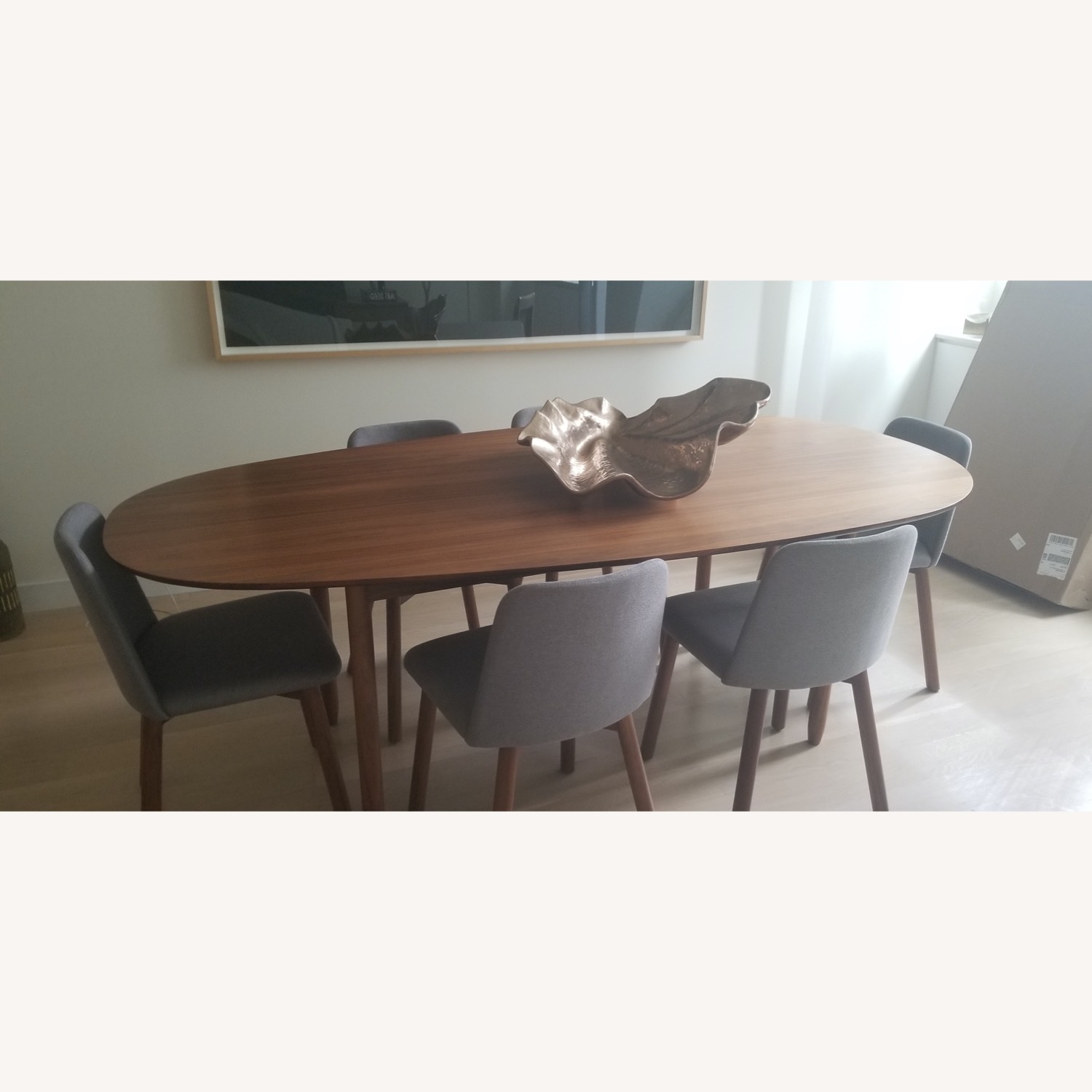 Blue Dot Dining Set with 6 Chairs - image-2