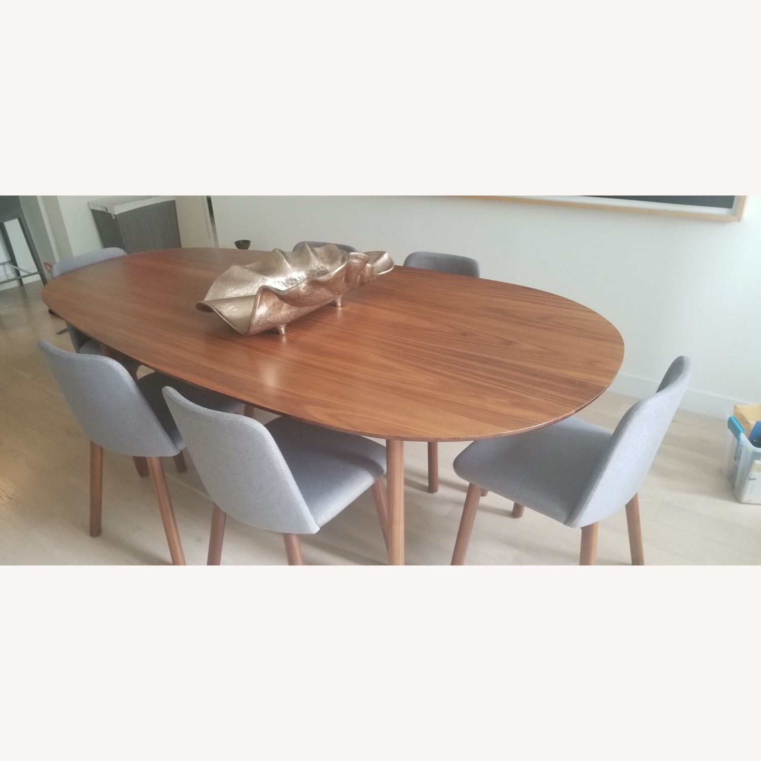 Blue Dot Dining Set with 6 Chairs - image-1