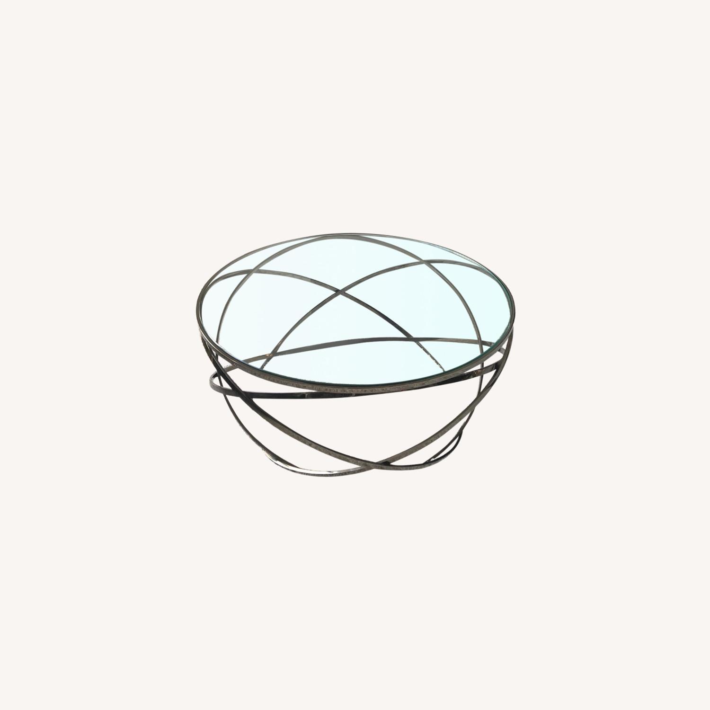 Roche Bobois Evol Coffee Table - image-0