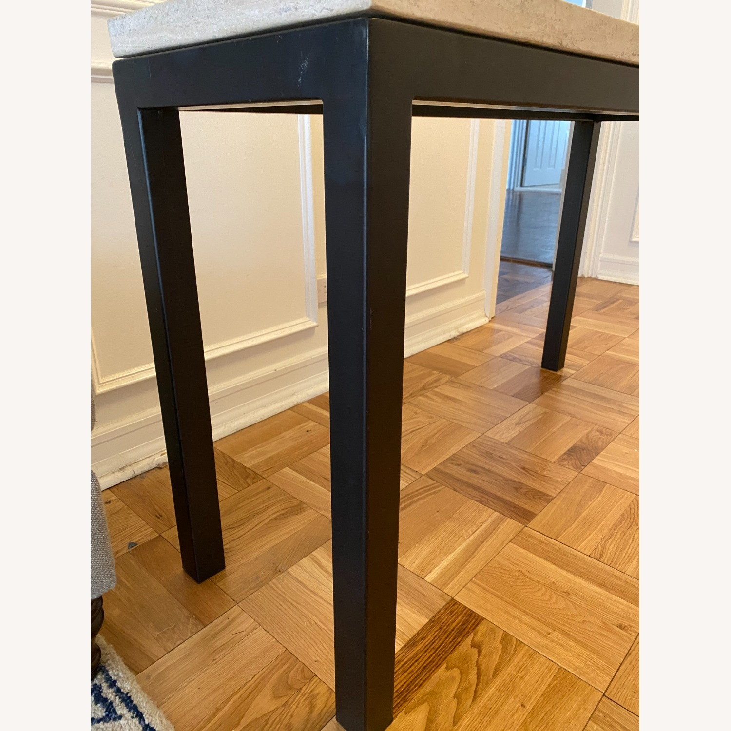 Crate & Barrel Parsons Console Table - image-3