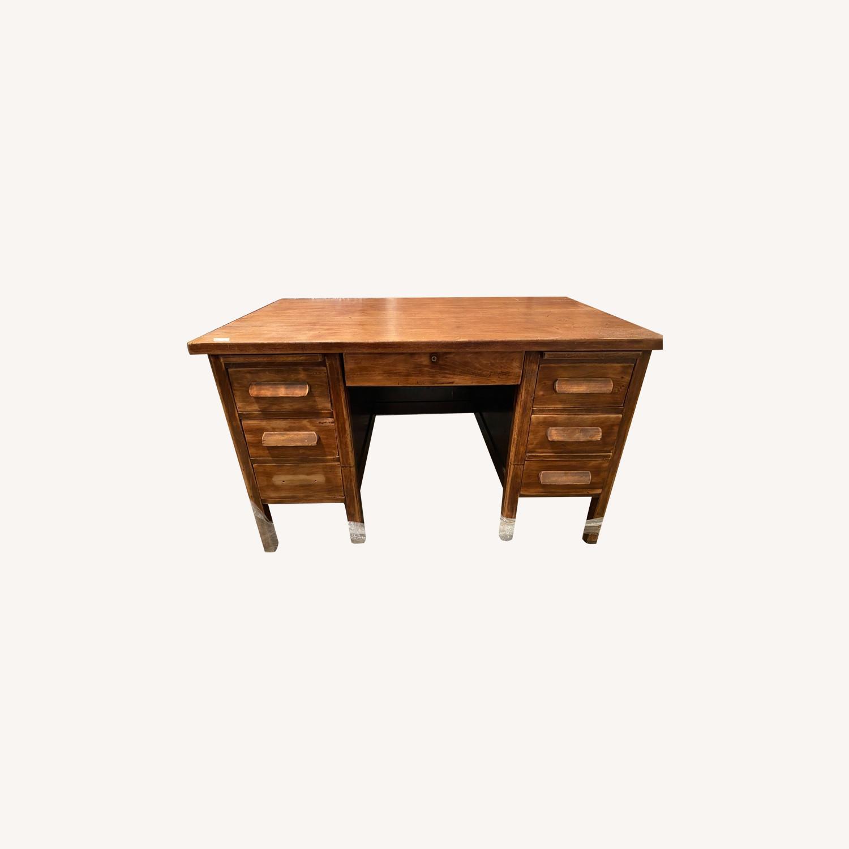 Mid Century Modern Desk - image-0