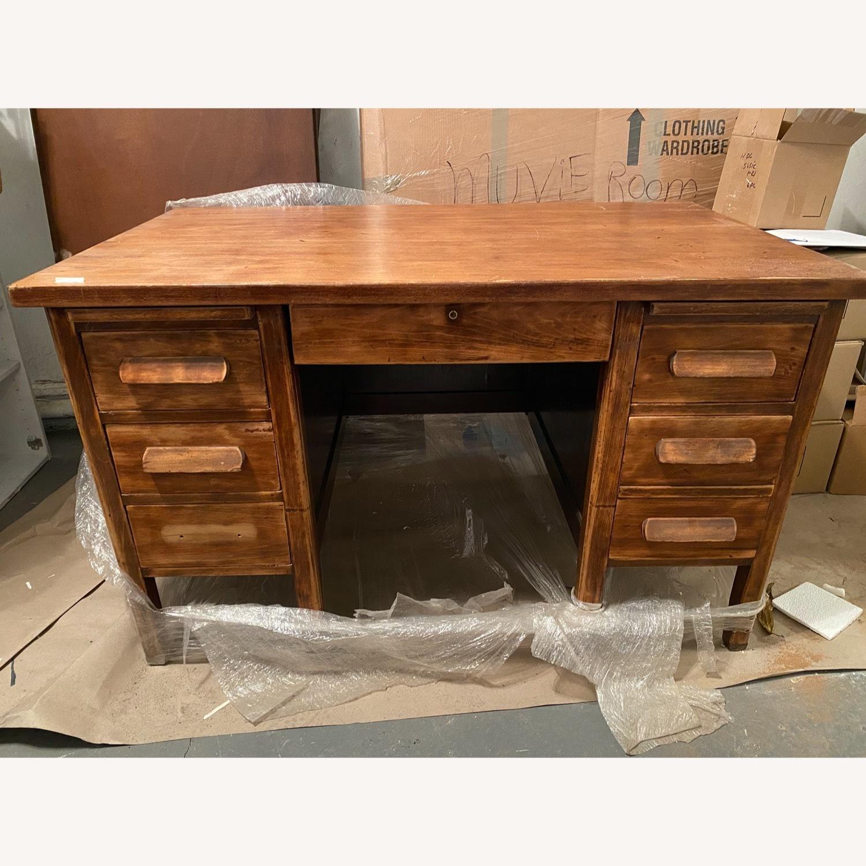 Mid Century Modern Desk - image-1