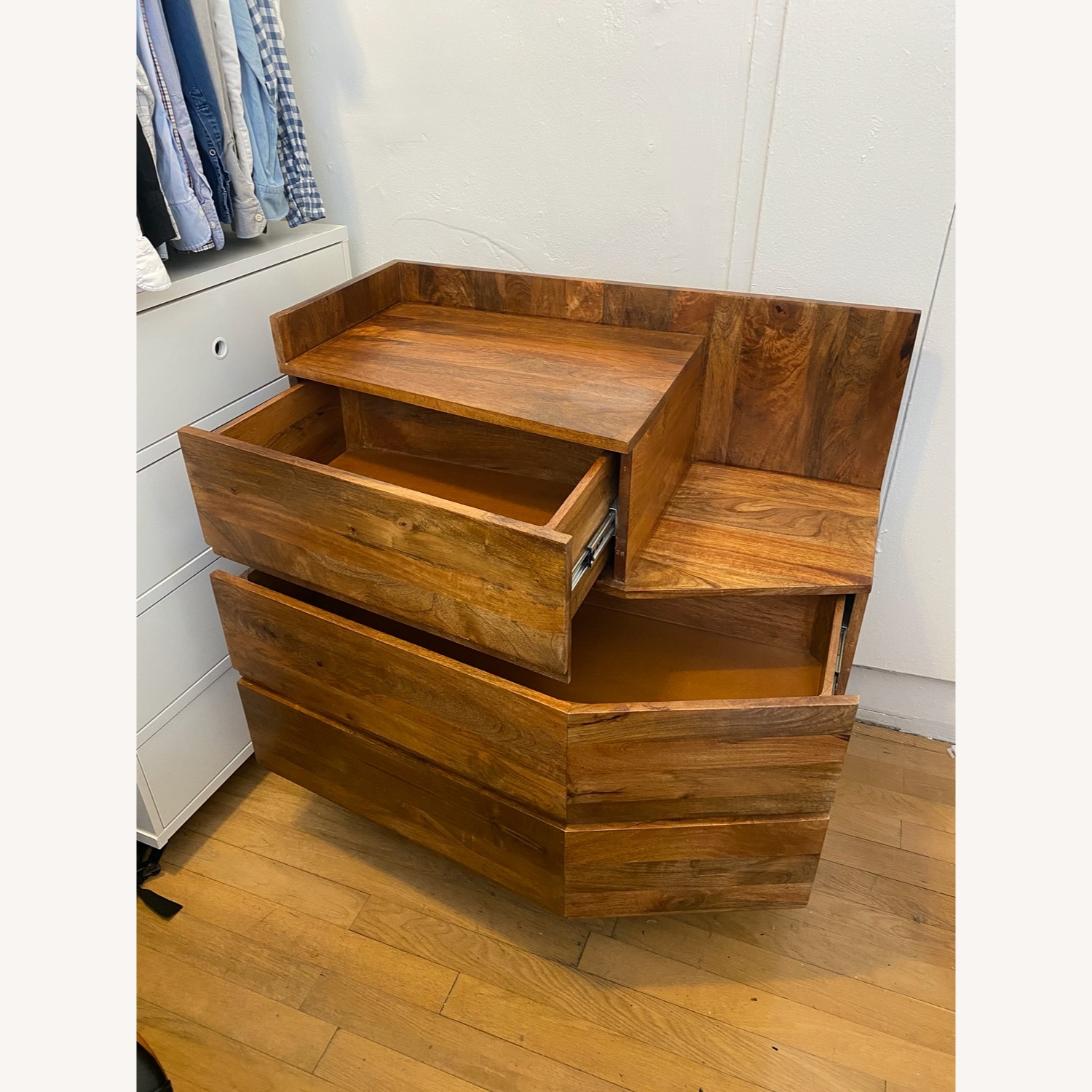 Urban Outfitters Mango Wood Dresser - image-2