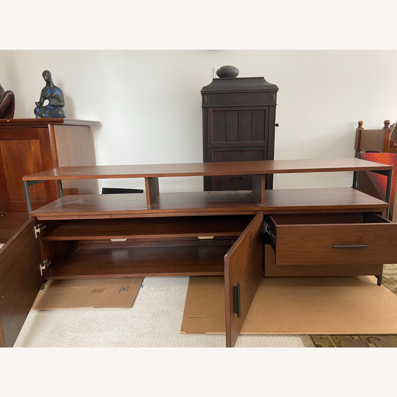 West Elm Foundry Large Media Cabinet - image-2