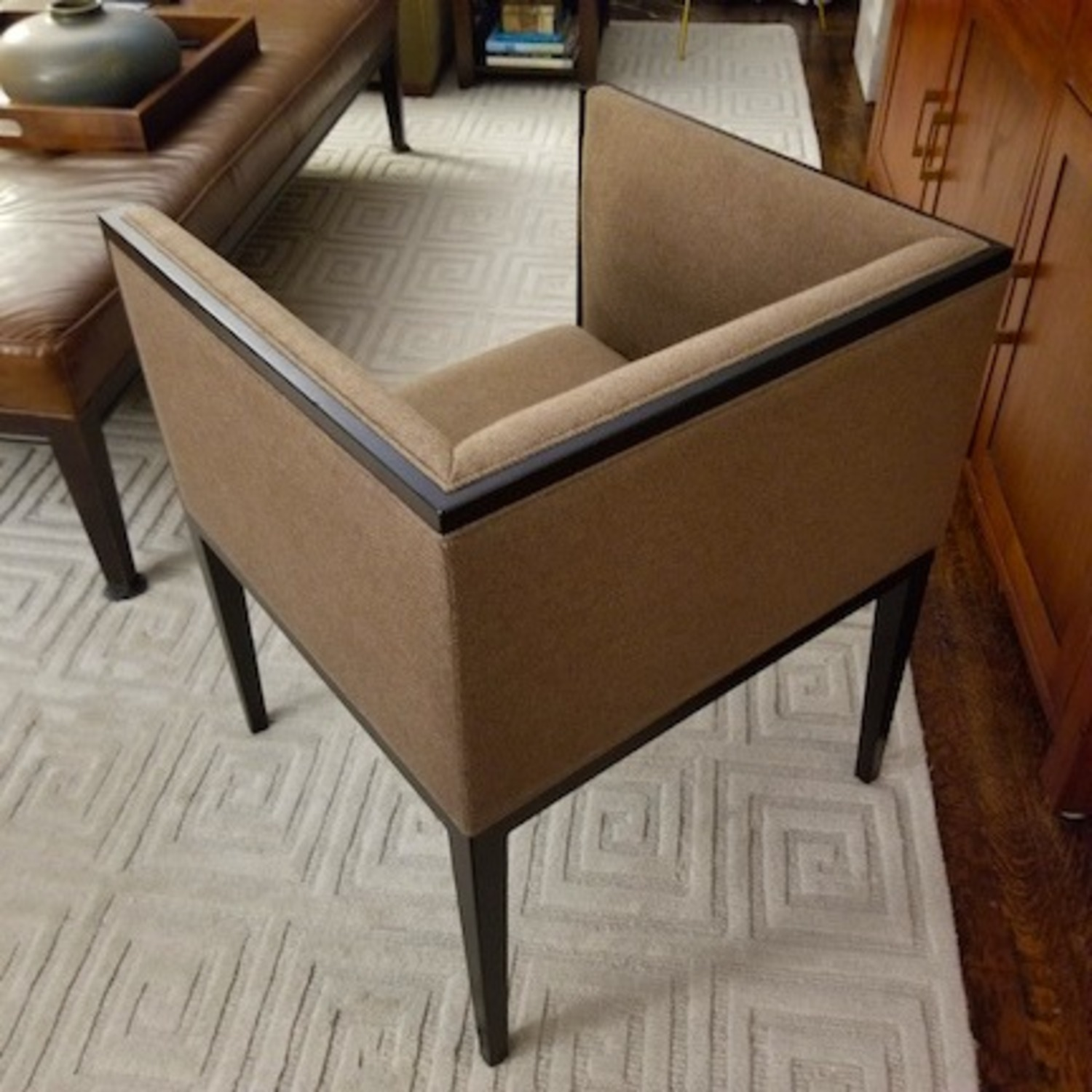 Cashmere Accent Chair - image-3